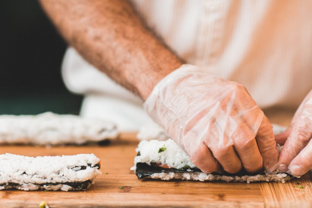 What Is The Best Alternative For Rice When Making Sushi
