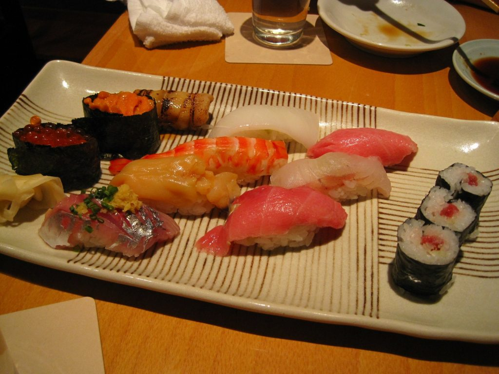 Sushi Vs. Nigiri: Get To Know The Difference