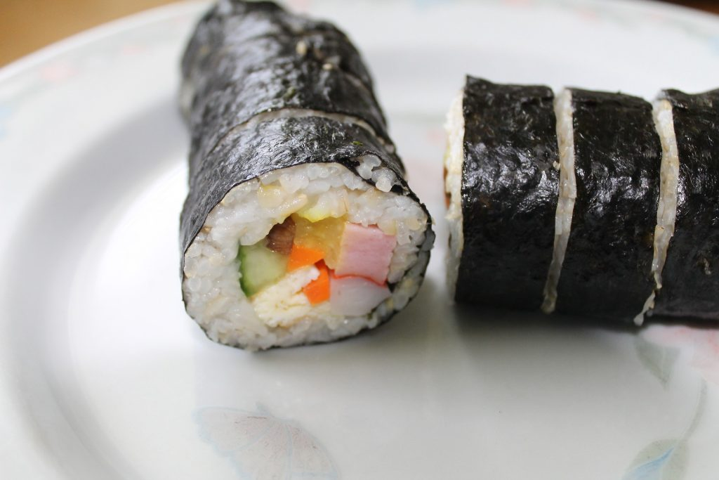 Sushi Vs. Kimbap: What's The Difference