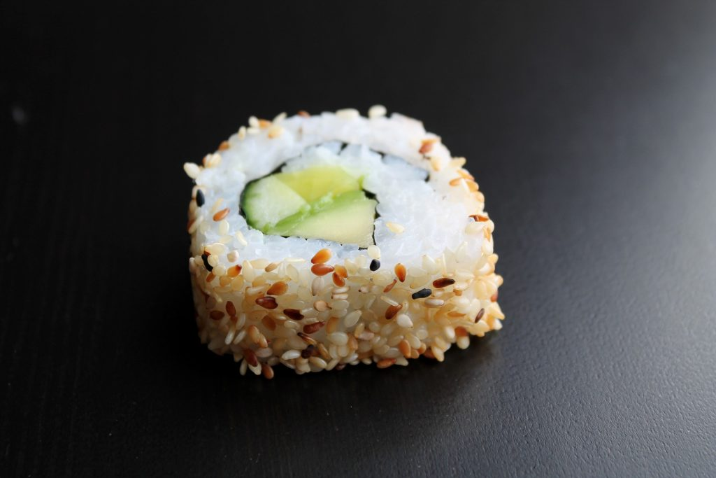 Does Authentic Sushi Have Avocado In It