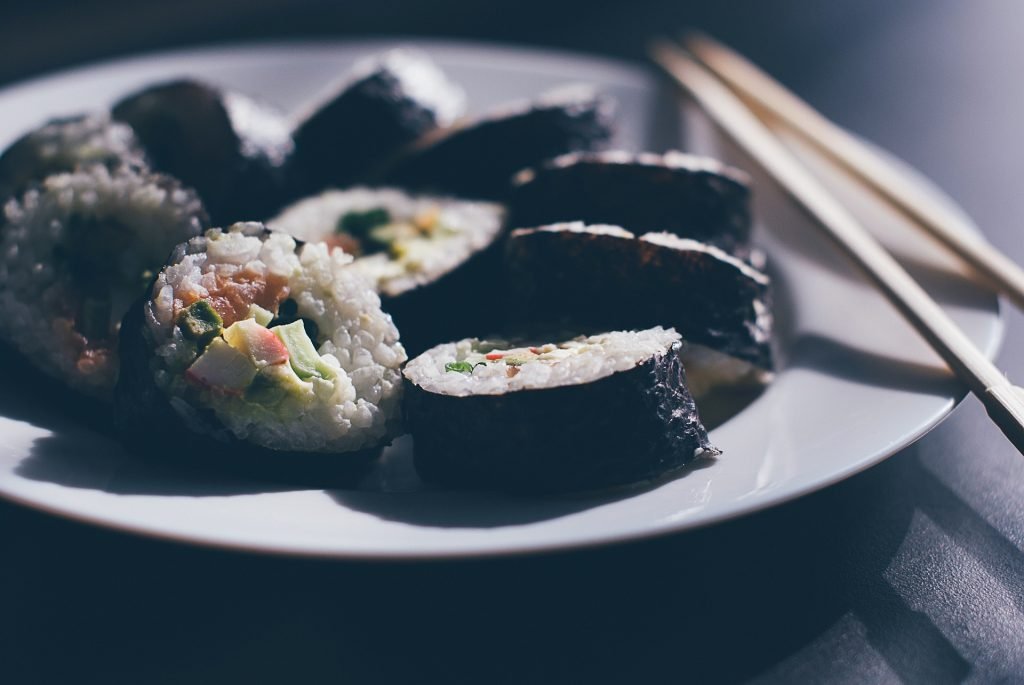 Can My Kids Eat Sushi